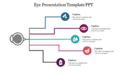 Eye%20Presentation%20Template%20PPT%20With%20Eye%20ball