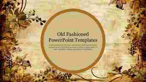 Best%20Old%20Fashioned%20PowerPoint%20Templates%20