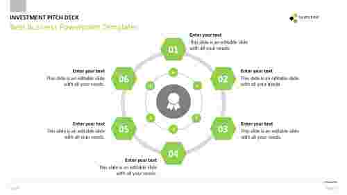 best business powerpoint templates slide