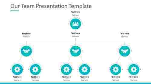 Our Team Presentation Template