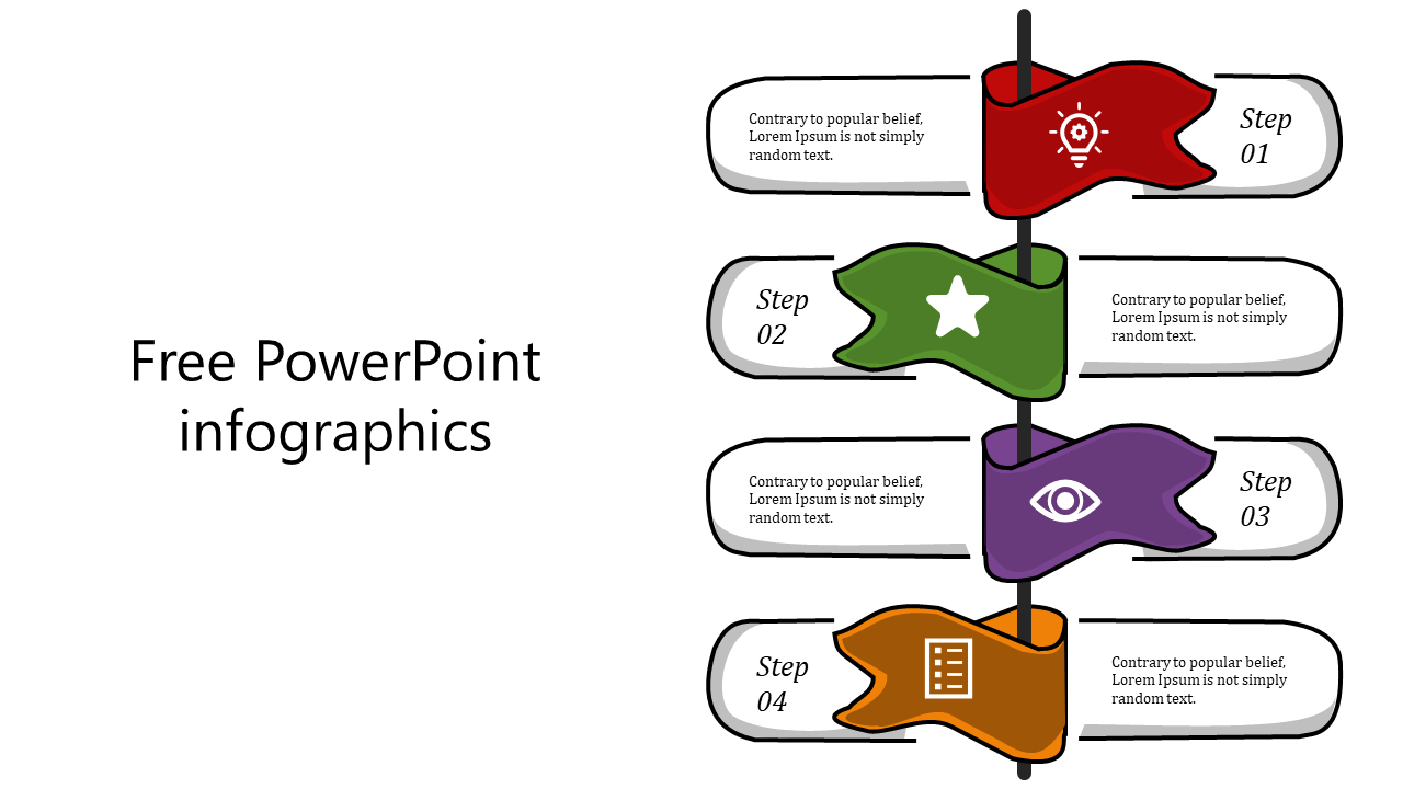 Free - Innovative Powerpoint Infographics For Easy Usage