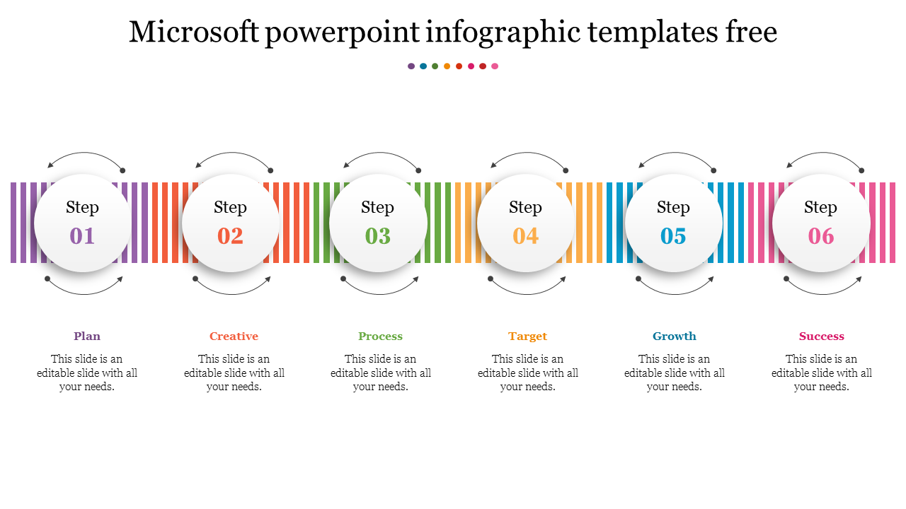 Creative Microsoft Powerpoint Infographic Templates- SlideEgg