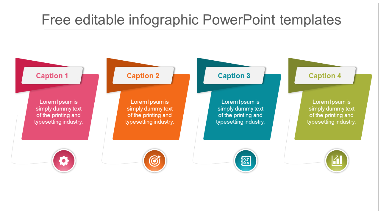 Free Editable Infographic Powerpoint Templates