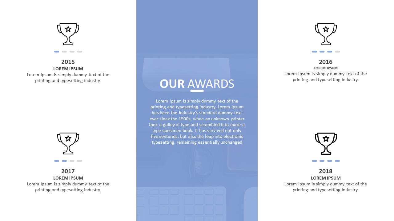 Award Winning Powerpoint Presentation