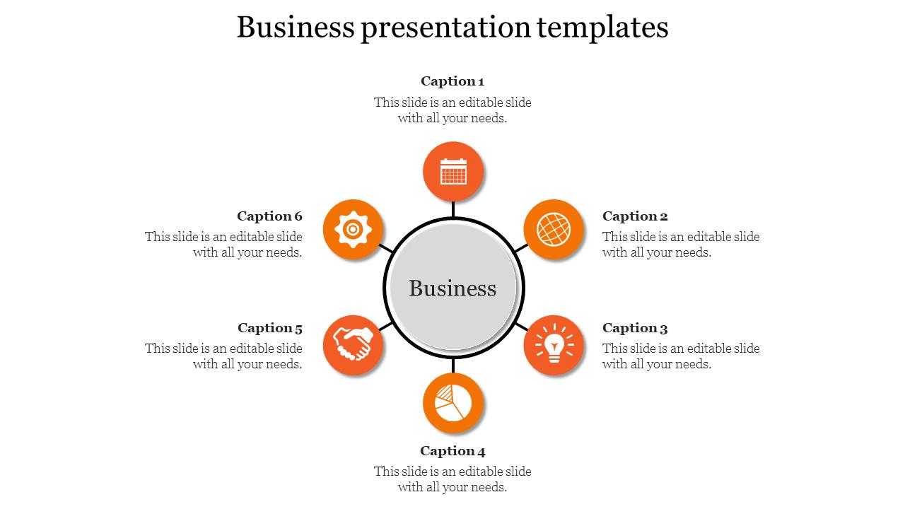 Visionary Business Presentation Templates