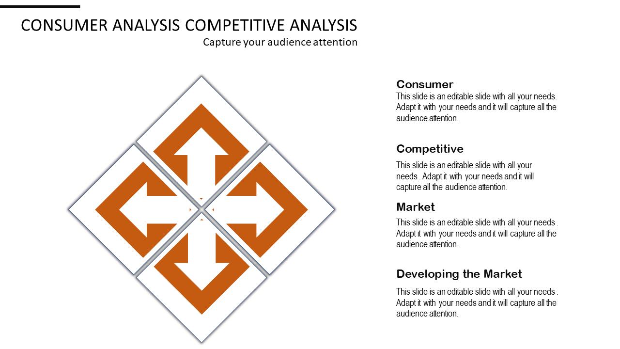 Competitor Analysis Slide