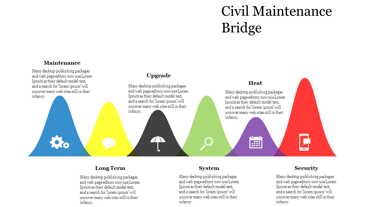 SlideEgg   preventive maintenance powerpoint-Civil