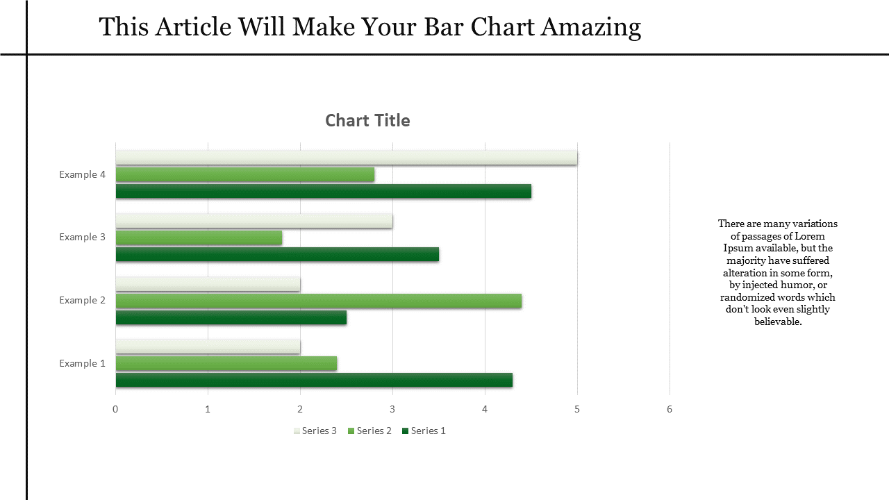 Bar Graph PPT