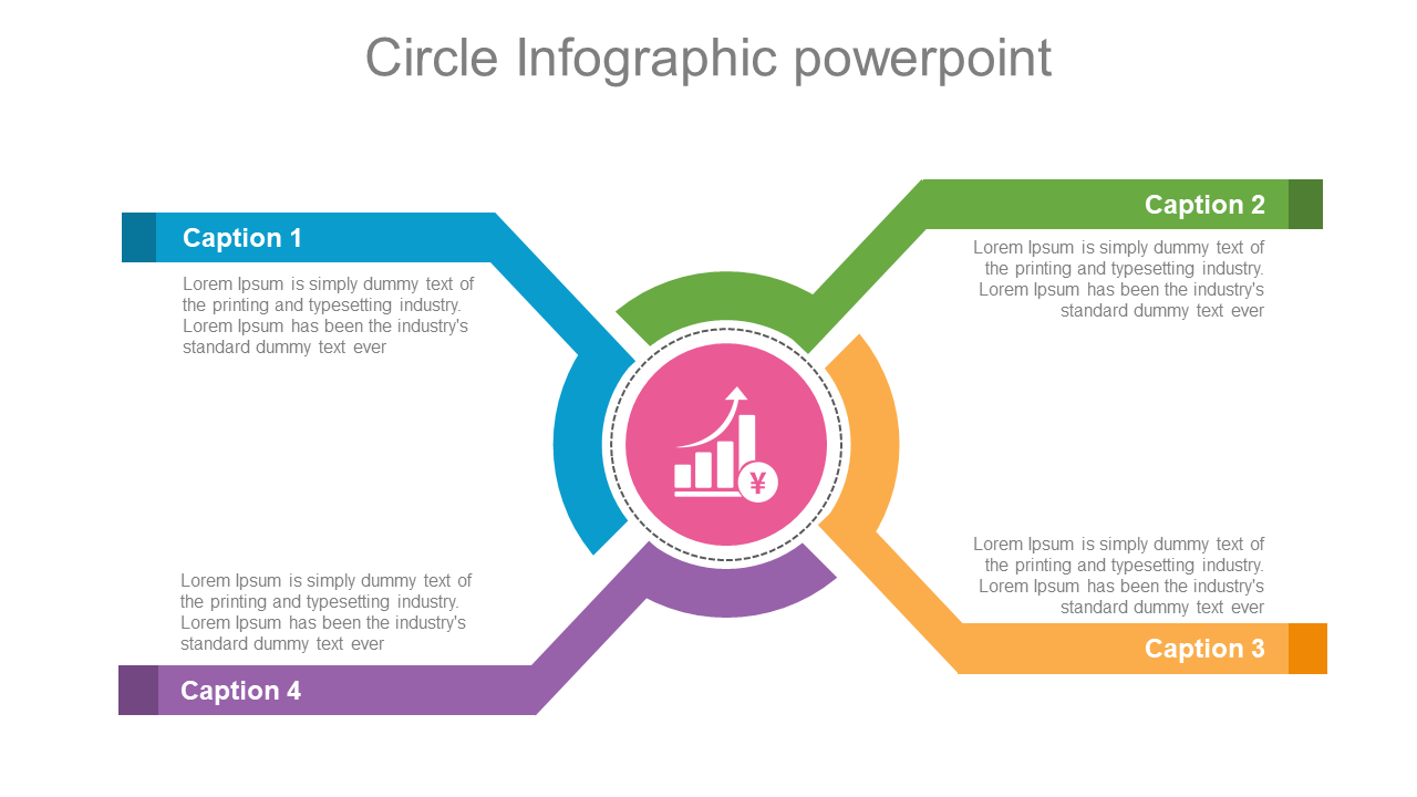 Business Circle Infographic Powerpoint