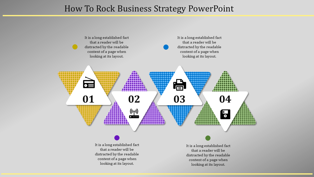 Star Model Business Strategy PowerPoint