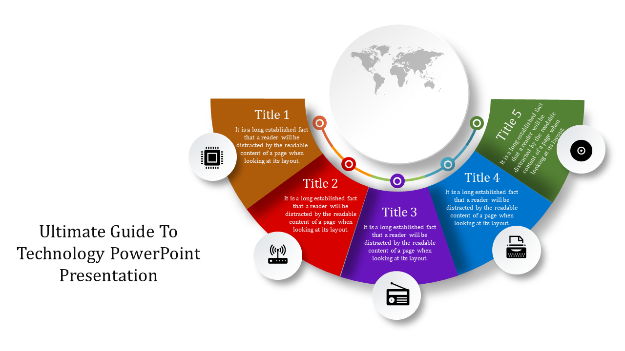 Modern Technology Powerpoint Presentation