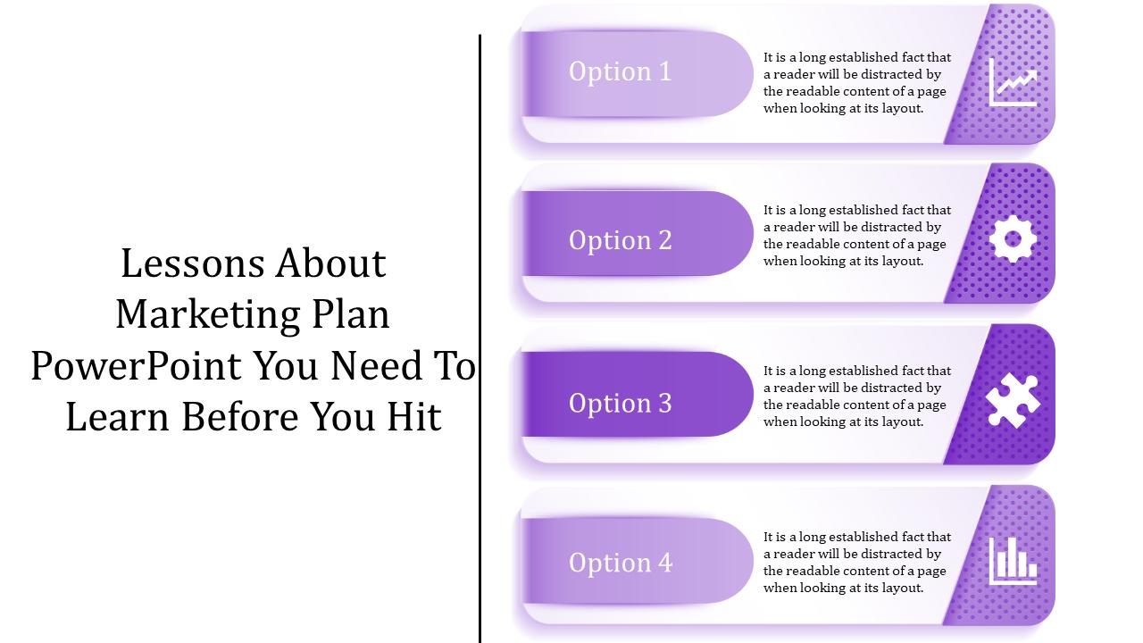Free - Marketing Plan Powerpoint