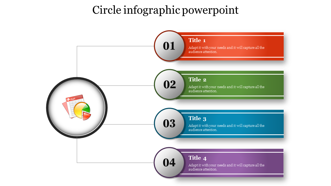 Circle Infographic Powerpoint Presentation