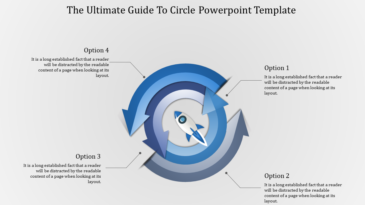 Circle Powerpoint Template