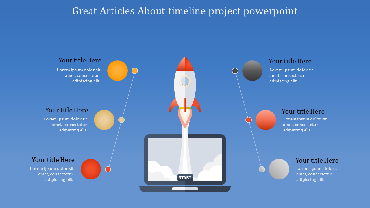 timeline project powerpoint