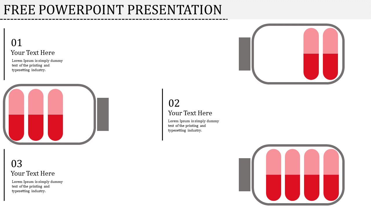 Free - A Three Noded Free Powerpoint Presentation