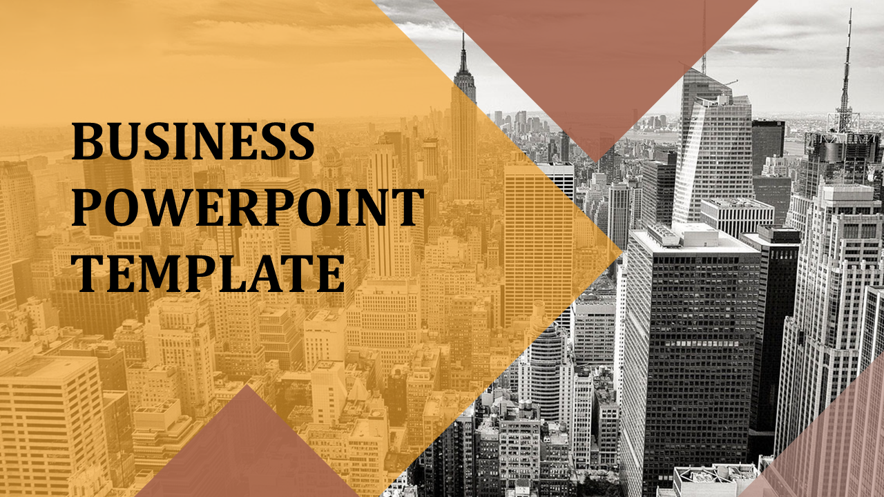 A Zero Noded Business Powerpoint Template