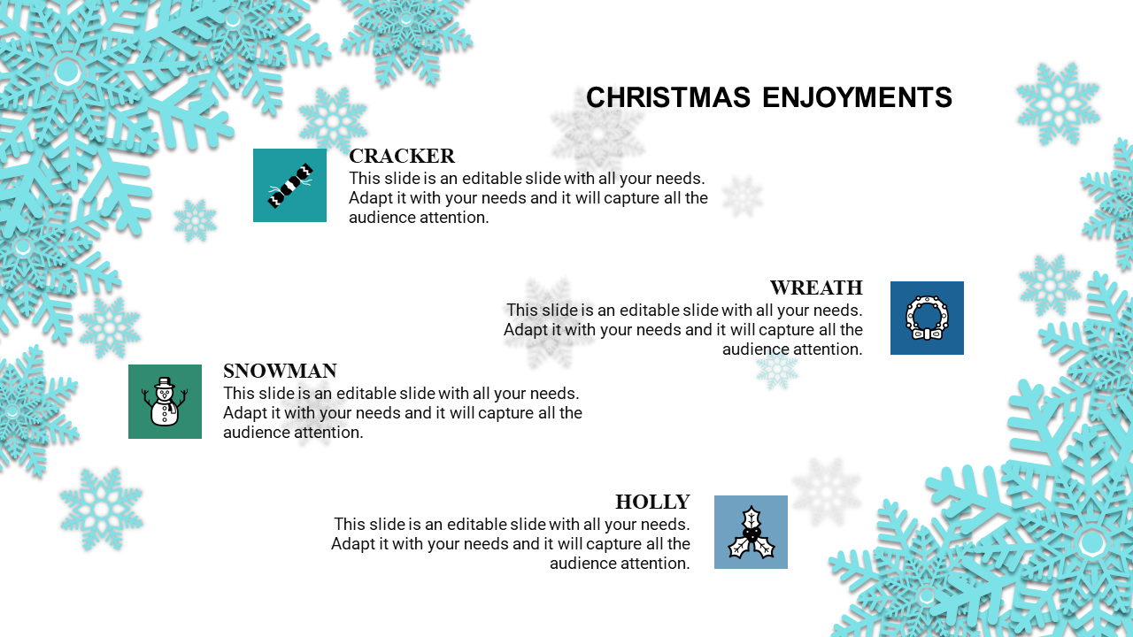 Origin Of Christmas PowerPoint Template