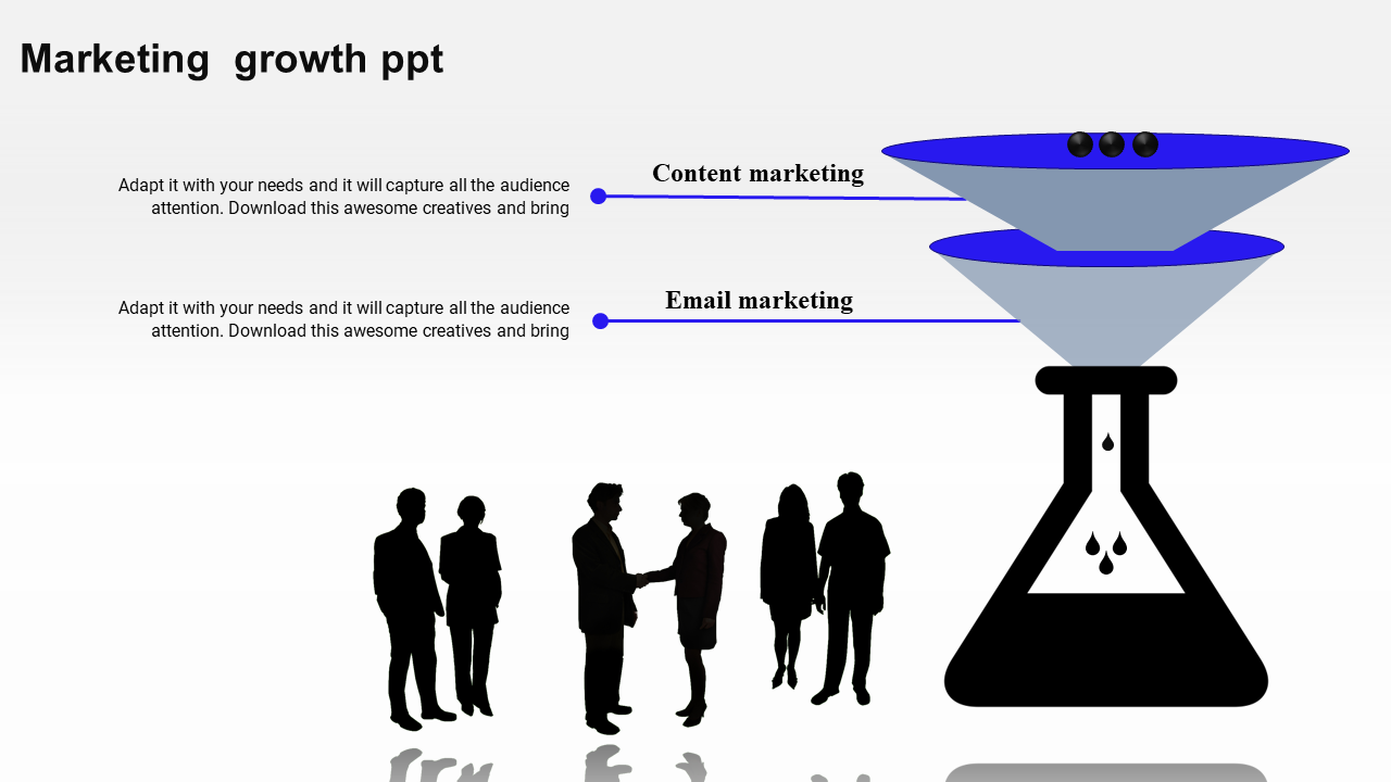 Sales Funnel Diagram Powerpoint In Filter Design
