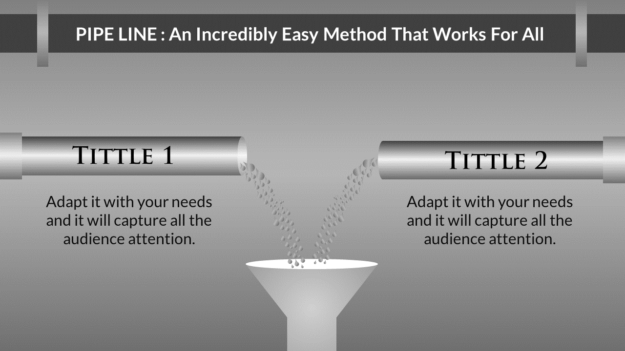 Infographic Sales Pipeline Template PPT