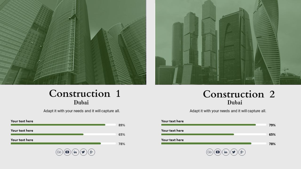 Construction Company Powerpoint Presen