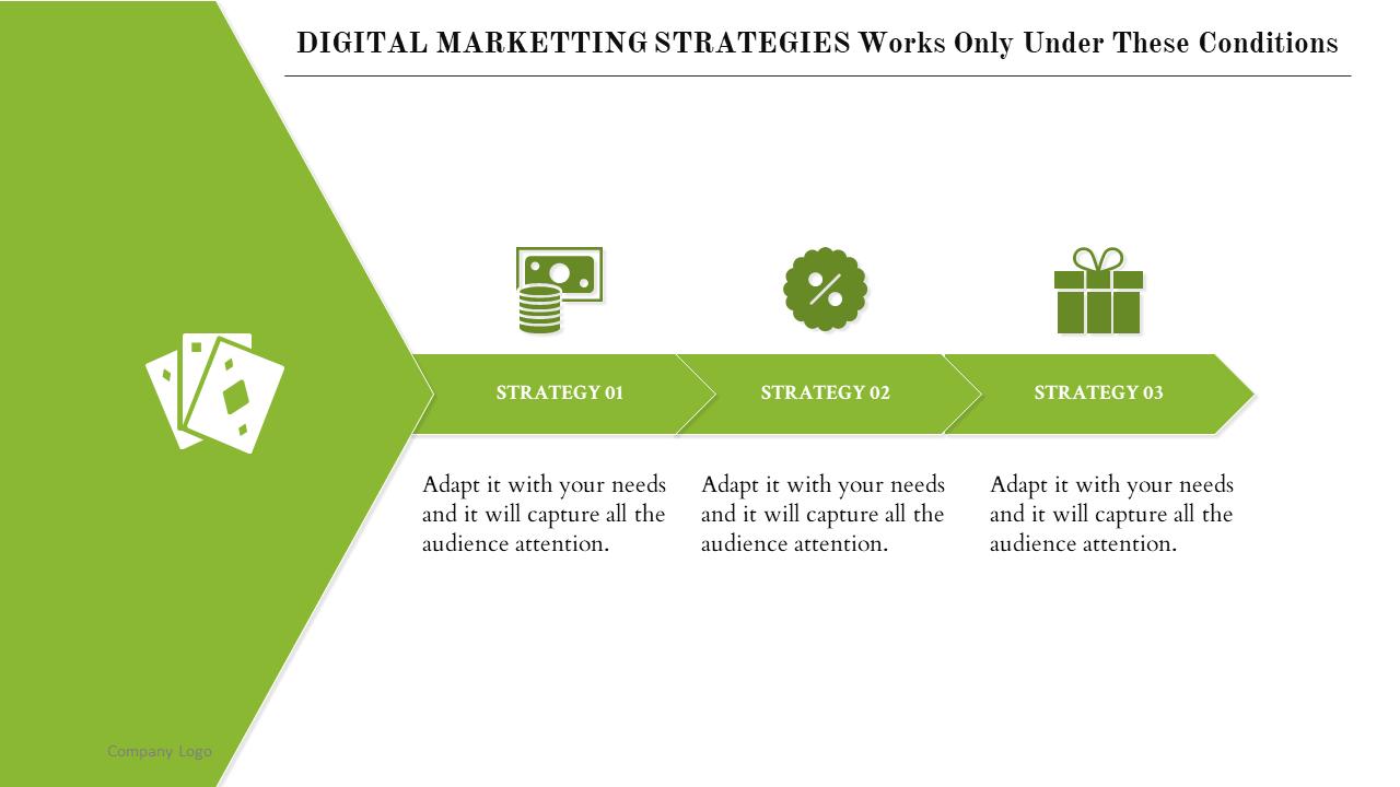 SlideEgg | digital marketing plan example ppt-marketing -strategies