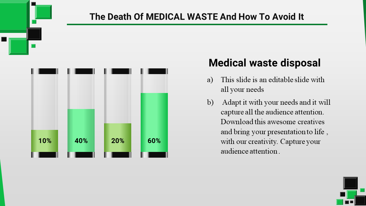 Best Medical Powerpoint Templates With Cylinder Model