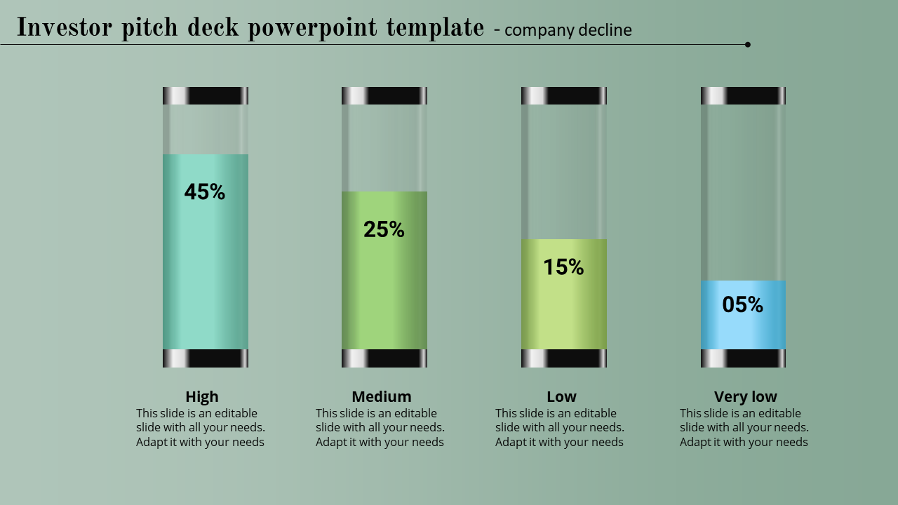 SlideEgg | investor pitch deck powerpoint template-company