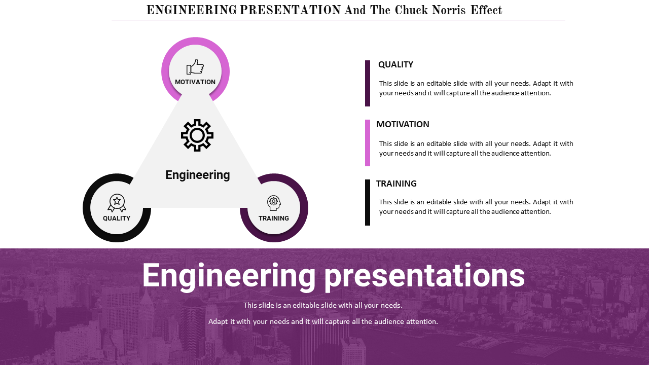 Mechanical Engineering Powerpoint Temp
