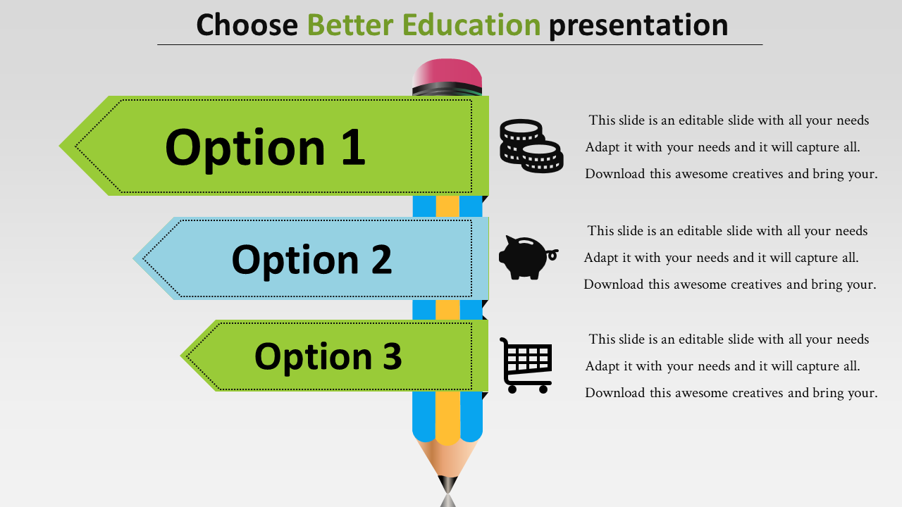 PPT Template For Education