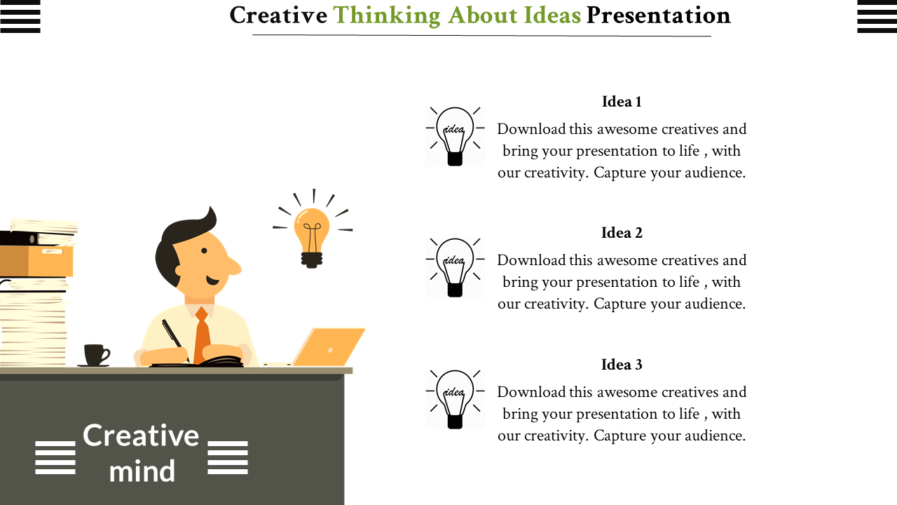 Creative Powerpoint Slide Design Ideas