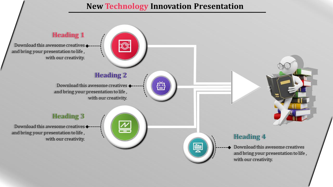 Slideegg | technology powerpoint presentation-new technology