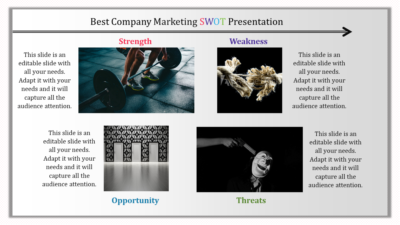 Portfolio SWOT Analysis Powerpoint Presentation Download