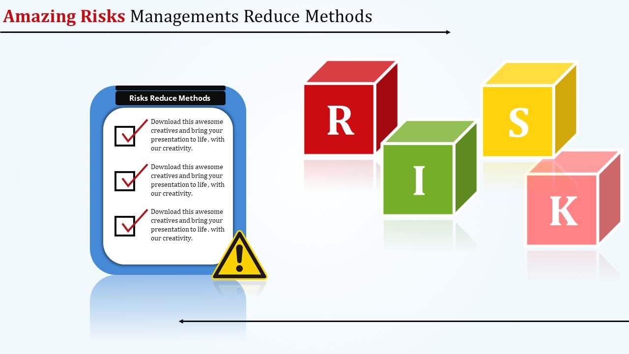SlideEgg | risk management ppt template-risk management
