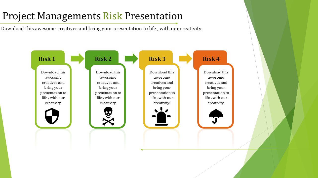 Risk Management Ppt Presentation Slideegg