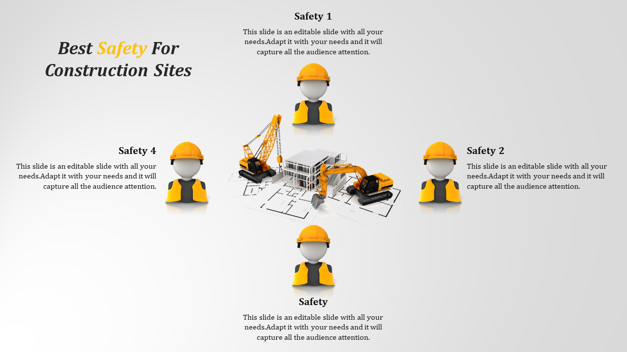 Safety Powerpoint Template | Slideegg Safety Powerpoint Presentation Best Safety For