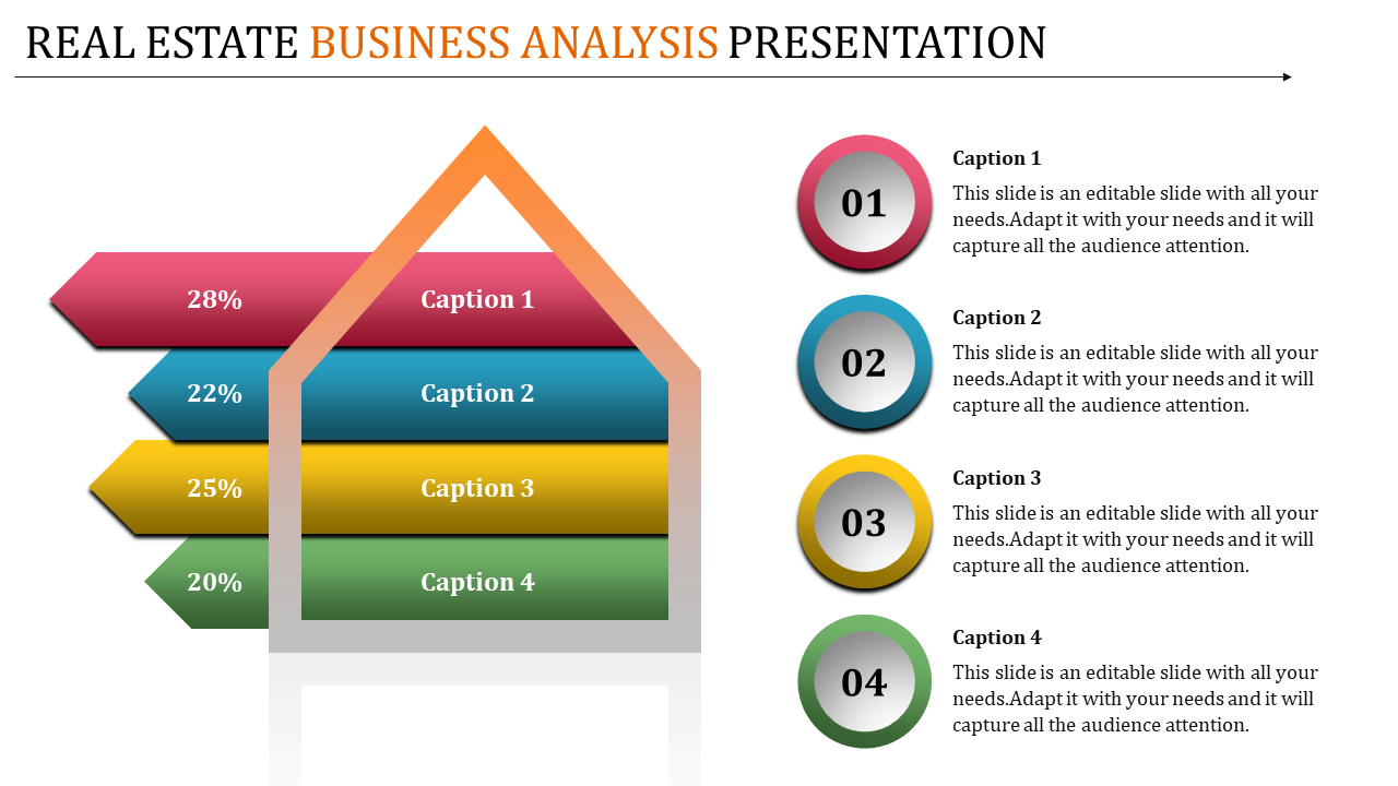 Business Analysis Presentation Templat