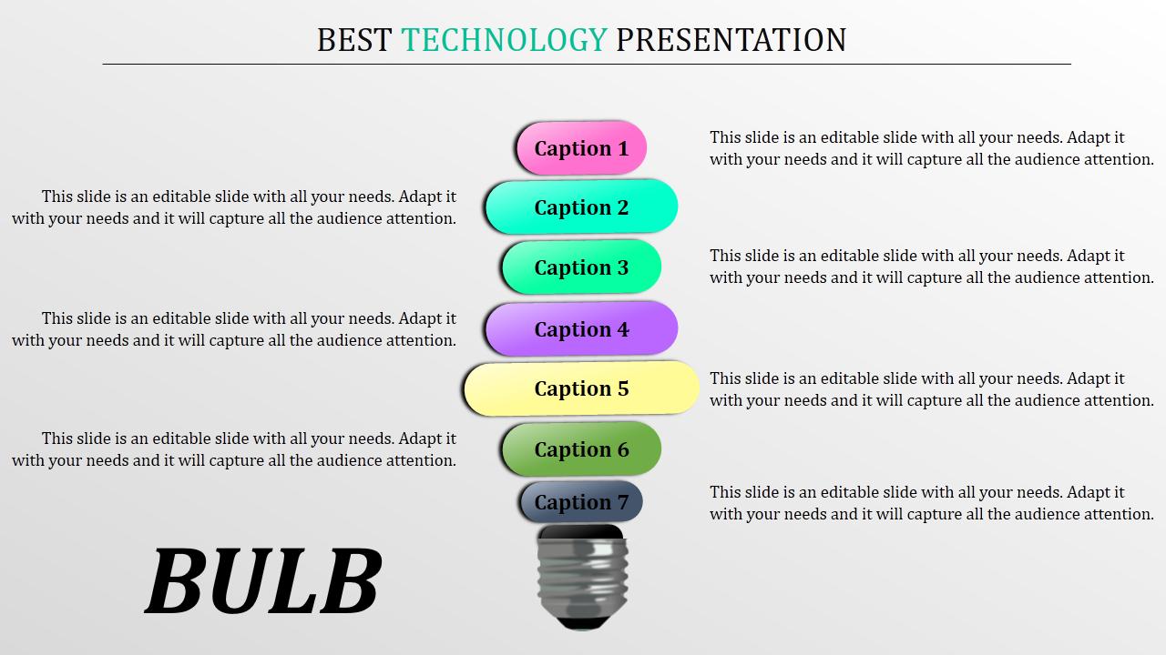 Free - Technology Presentation Templates