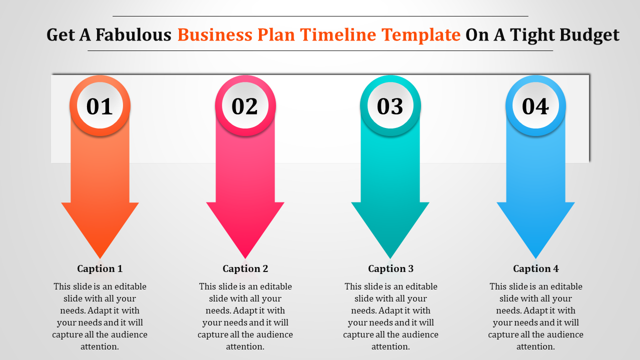 Learning Business Plan Timeline Template Is Not Difficult At All! You Just Need A Great Teacher!