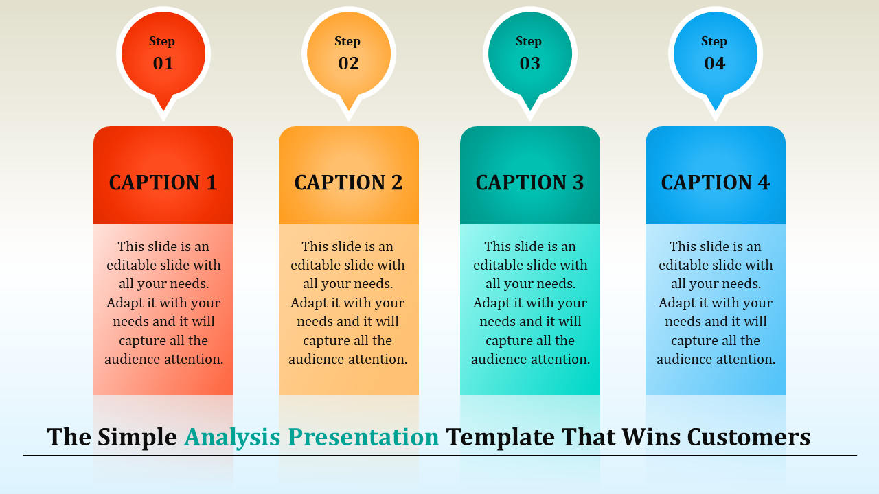 Analysis Presentation Template