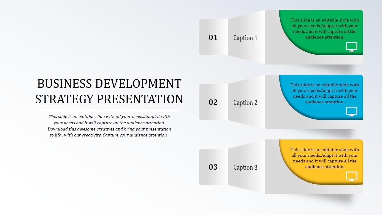 Business Development Strategy PPT
