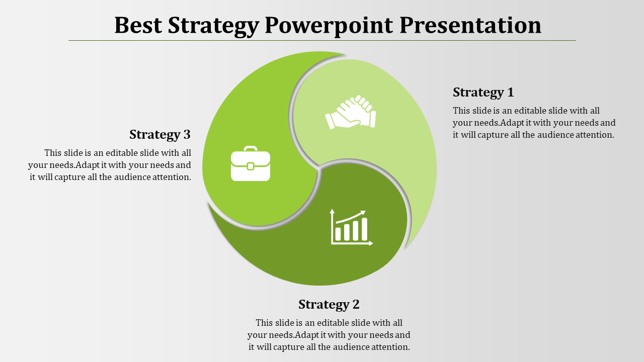 Strategy Powerpoint Template Tips - SlideEgg