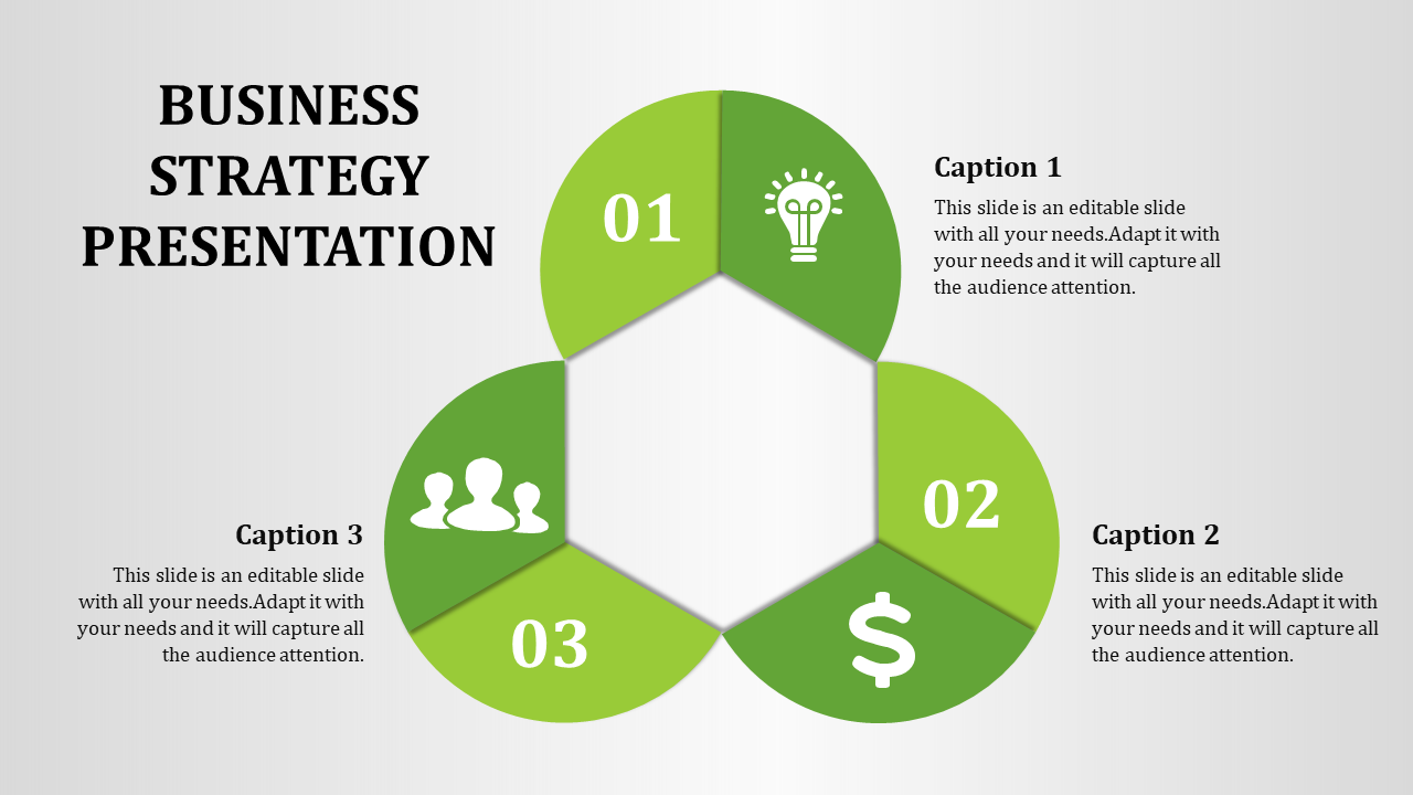 Business Strategy Presentation Ppt To Download (PPT) | SlideEgg