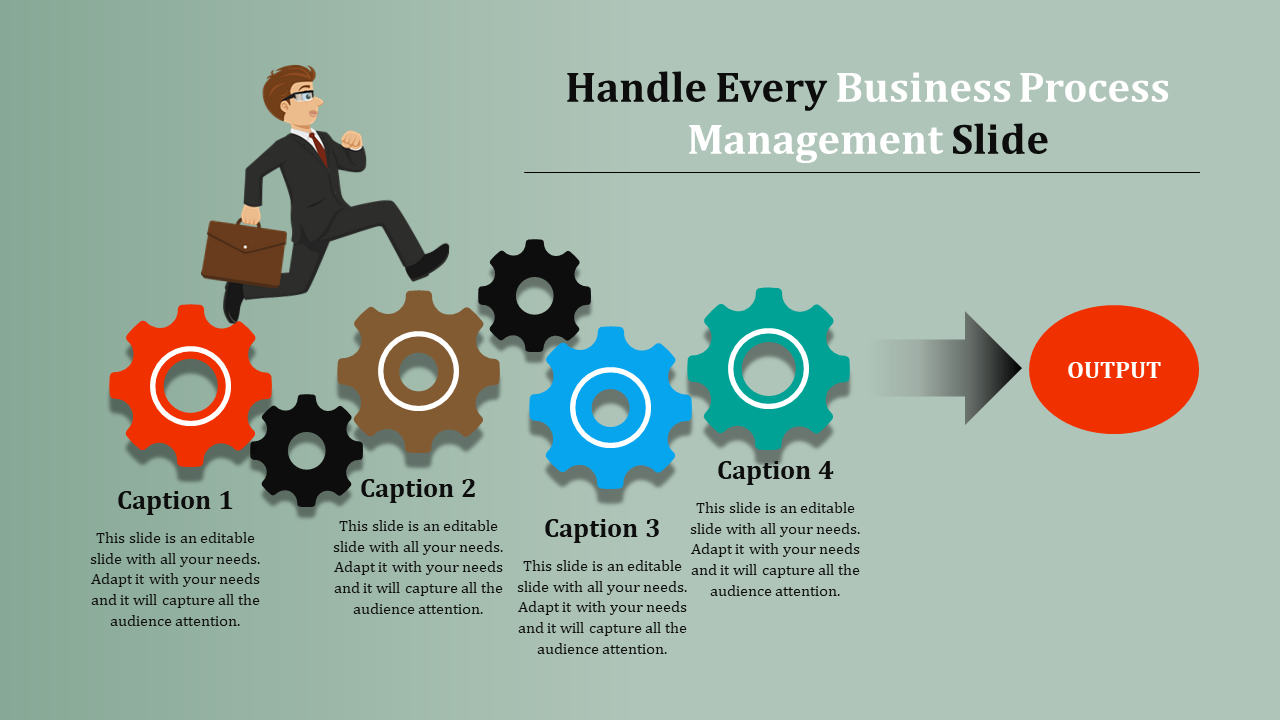 Innovative Best Business Process Management Slides