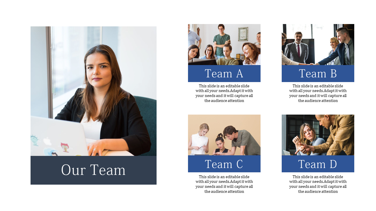 SlideEgg | our team powerpoint template-our teamPowerpoint Templates -