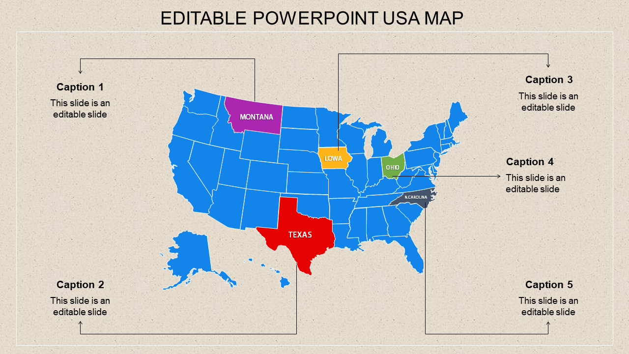 SlideEgg | editable powerpoint usa map-editable powerpoint usa ...