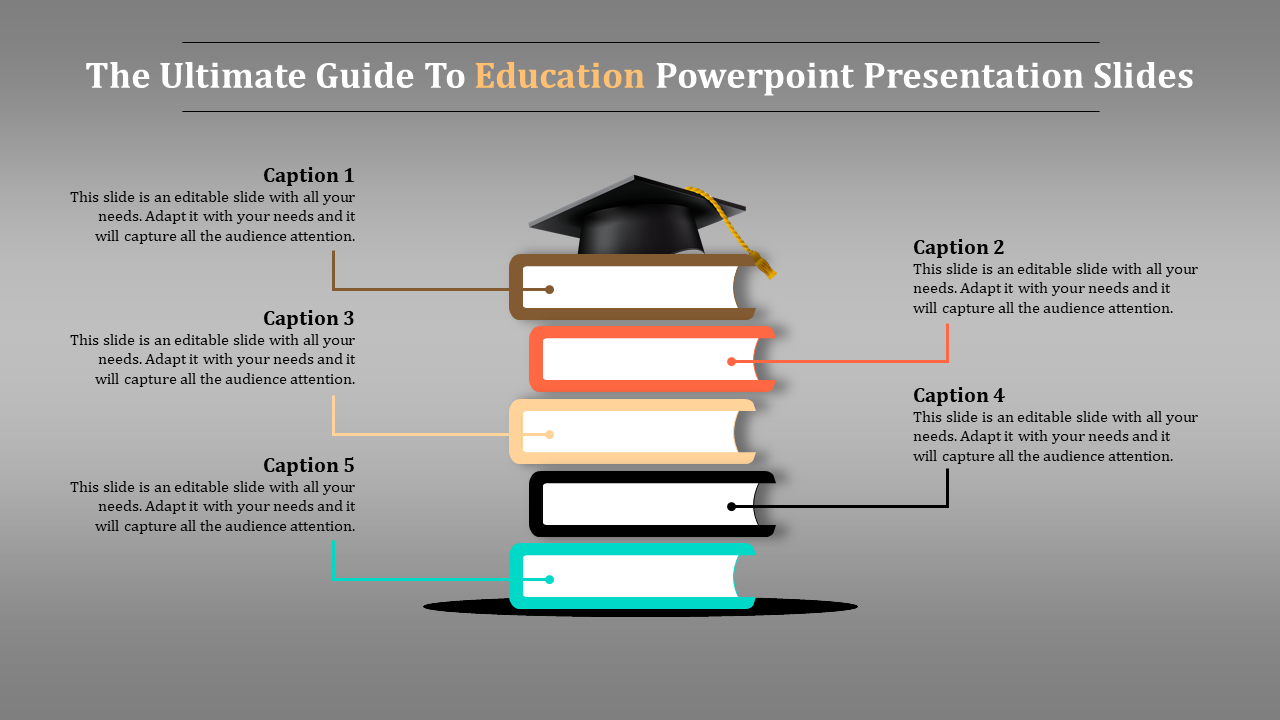 Education Powerpoint Presentation Slid