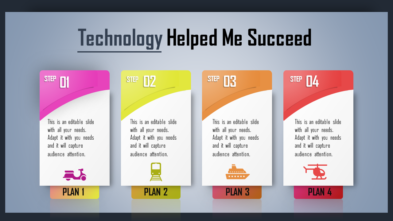 template technology powerpoint