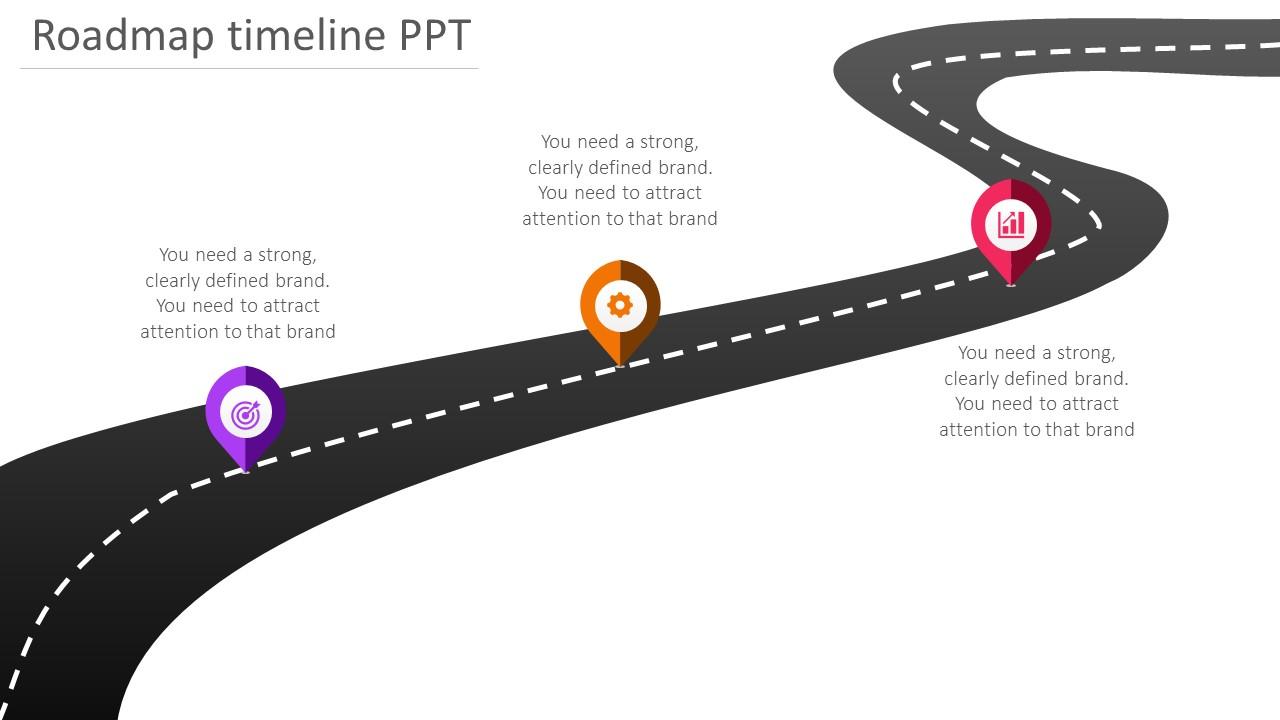 Journey Roadmap Timeline Ppt Slideegg