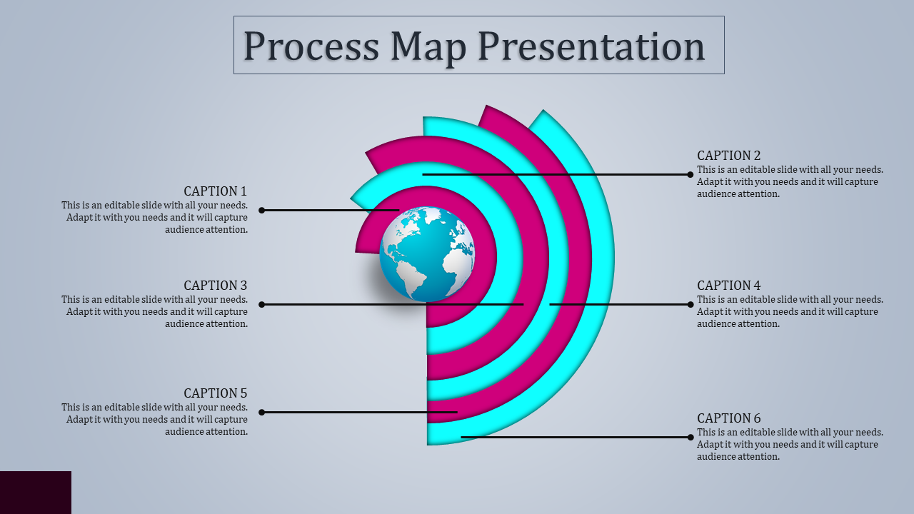 process map powerpoint